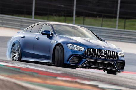 甩尾模式才是王道!Mercedes-AMG未來新車將全轉為四驅設定