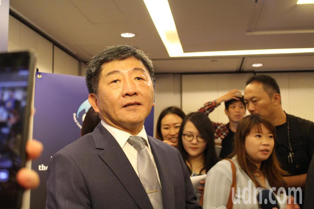 衛福部部長陳時中強調,台灣防範傳染病的方式對他國而言具可學習性,同時也希望能有更...