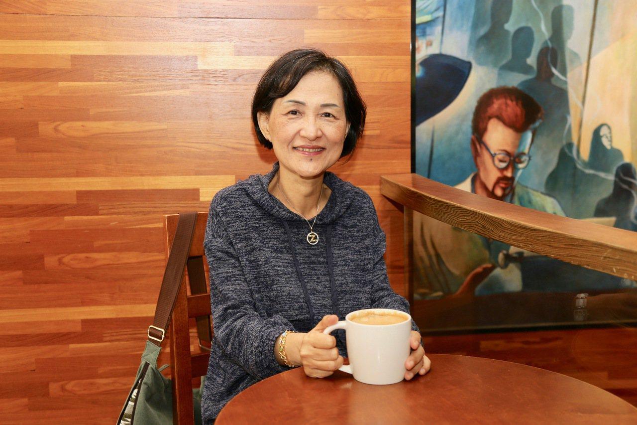 在教育界服務38年,北一女中校長楊世瑞今年8月申請退休。記者魏莨伊/攝影