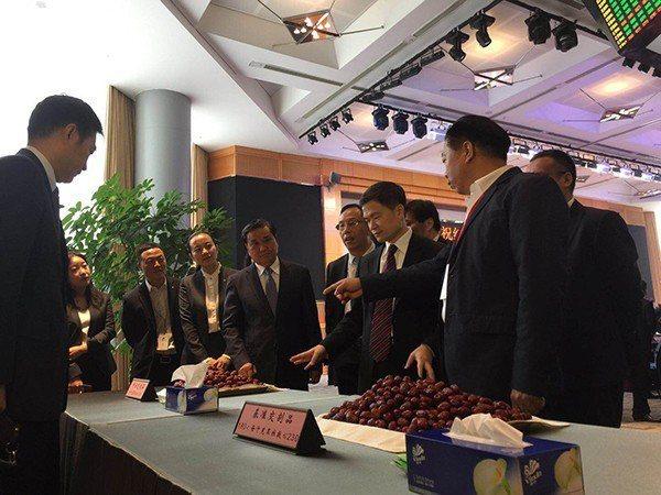 大陸紅棗期貨4月30日在鄭州商品交易所上市交易,將能為紅棗企業和棗農提供定價與避...