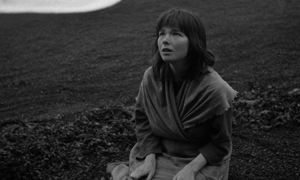 冰島天后碧玉在改編格林童話的「女巫戀人」中獻出首次大銀幕演出。圖/台北電影節提供