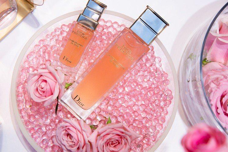 肌膚微導專家Dior迪奧,解開岡維拉玫瑰中的青春密碼。圖/Dior提供