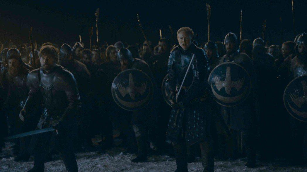 「冰與火之歌:權力遊戲」風靡全球,收視無可匹敵。圖/摘自HBO