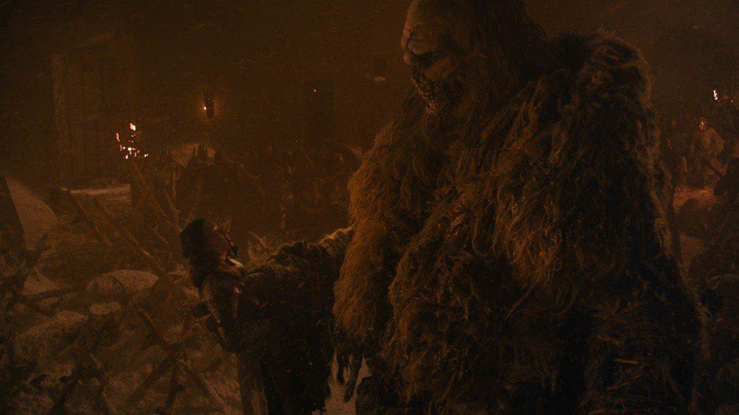 網友盛讚「冰與火之歌:權力遊戲」大場面值得在戲院大銀幕欣賞。圖/摘自HBO