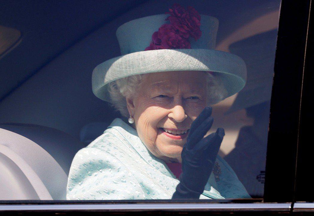 伊莉莎白二世除了是英國君主外,還是大英國協元首。 (路透)