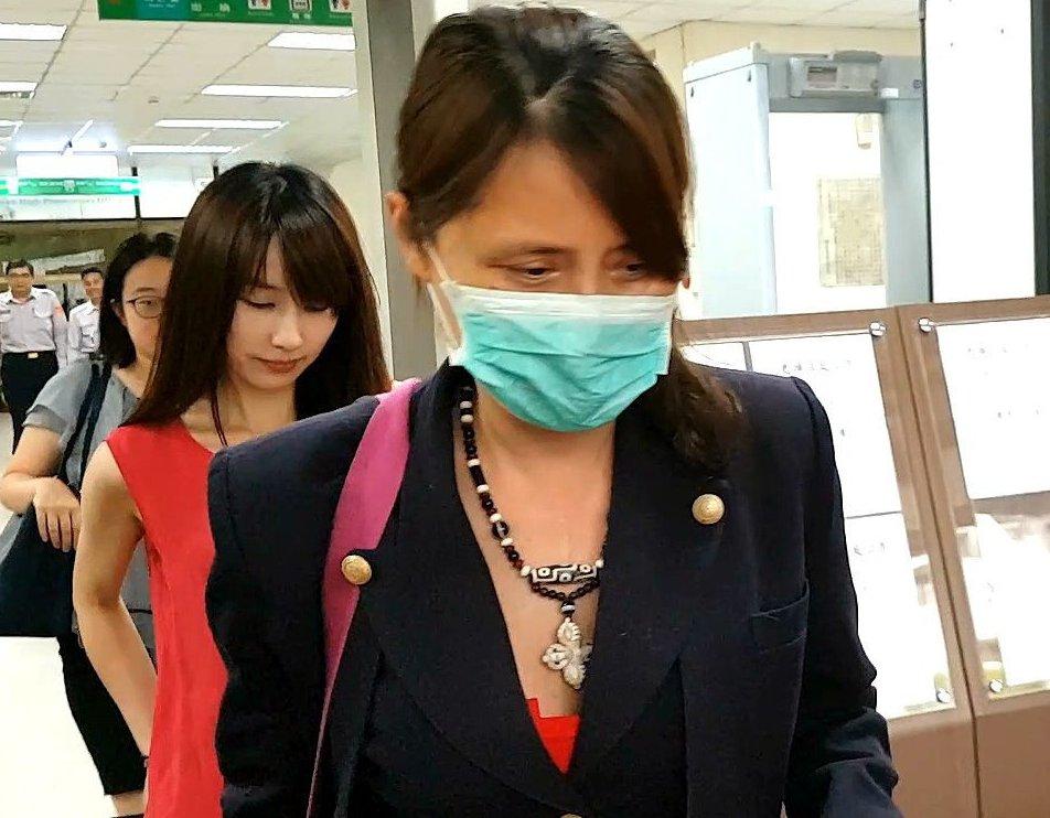 女房東張淑晶,今天再因14條誣告罪被判刑5年6月。 圖/聯合報系資料照片