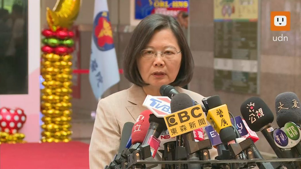 高市長韓國瑜日前出訪港澳深廈時,頻遭總統蔡英文酸言批評。 圖/聯合報系資料照片