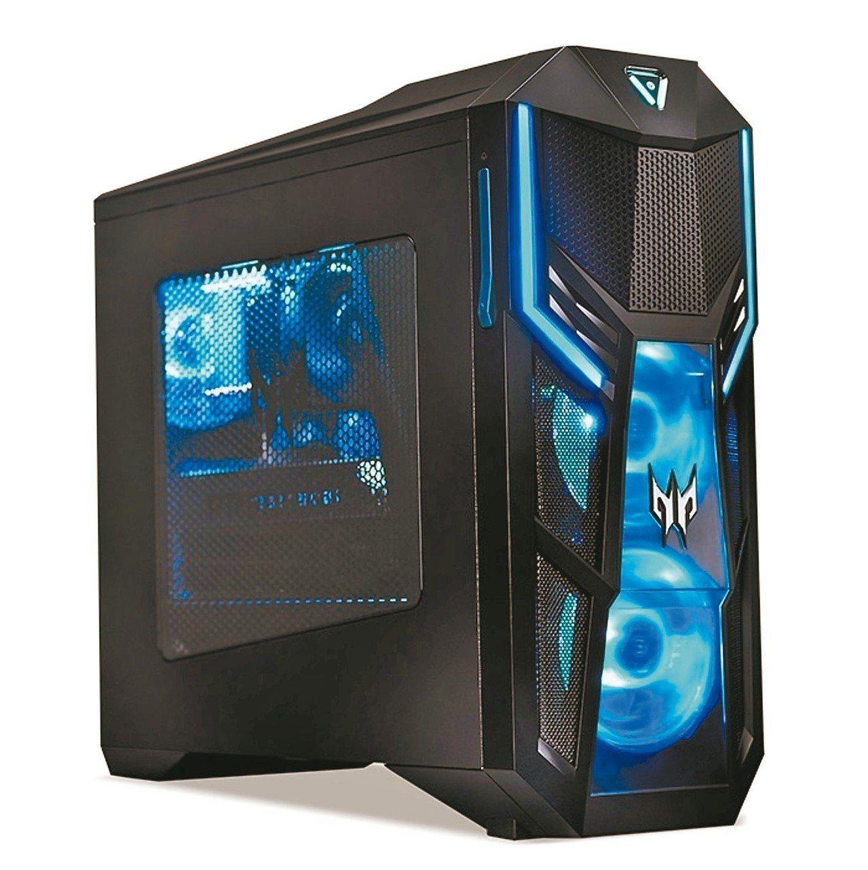 宏碁推出專為核心玩家打造的全新Predator掠奪者Orion 5000電競桌機...