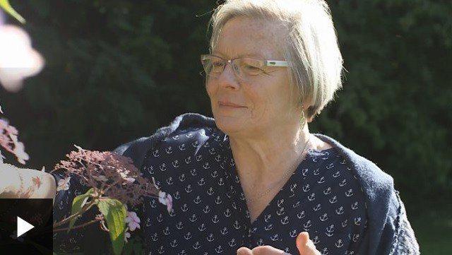 護士喬伊·米恩爾(Joy Milne)能輕鬆聞出帕金森氏症。圖取自BBC