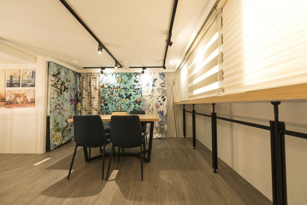 馬薩喬傢飾藝術店長李大鈞指出,室內空間要選對產品才可創造空間視覺的改變,目前國內...