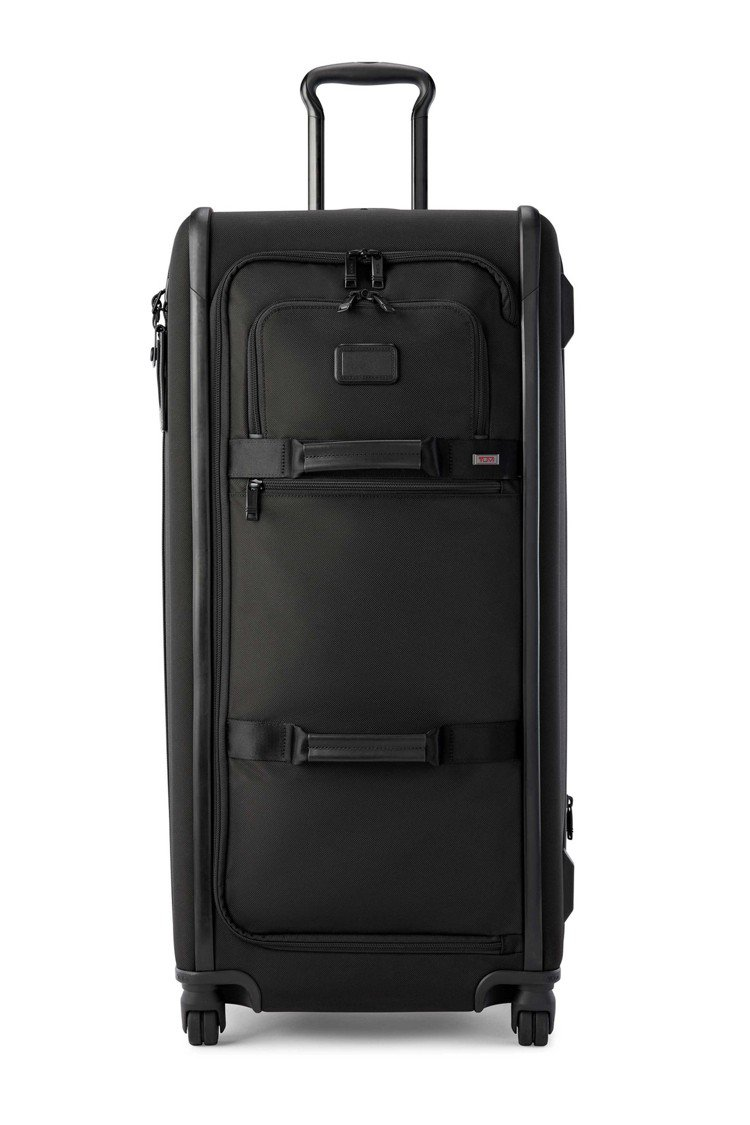 TUMI Alpha 3 Tall 4 Wheel Duffel拉桿公事箱,約5...