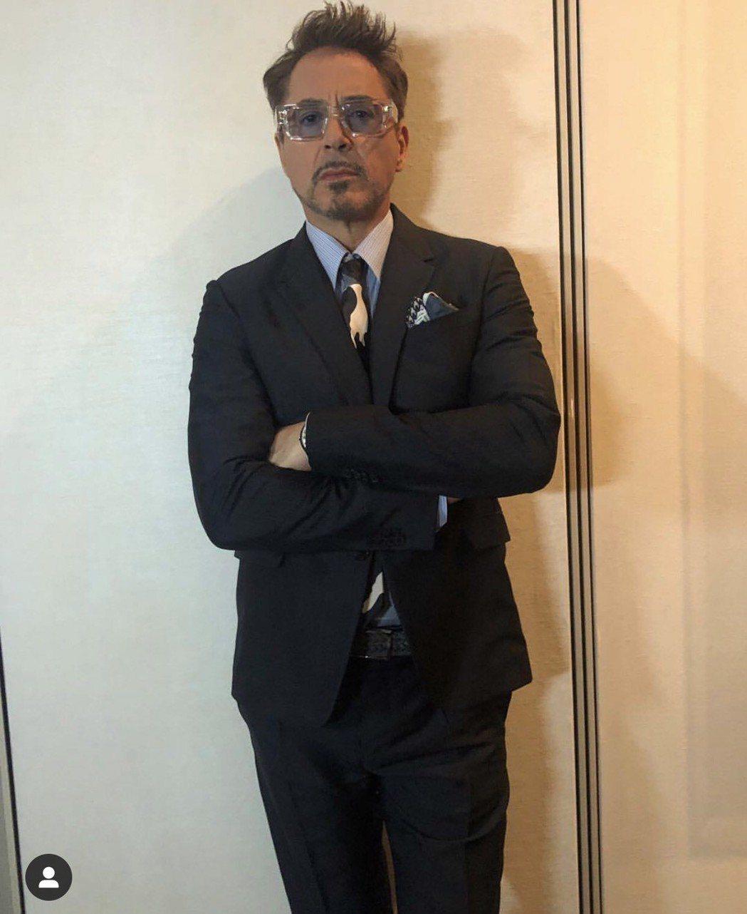 小勞勃道尼因「復仇者3」賺進23億台幣。圖/摘自IG
