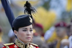 泰王加冕大典前宣布四婚 迎娶衛隊司令官並立后