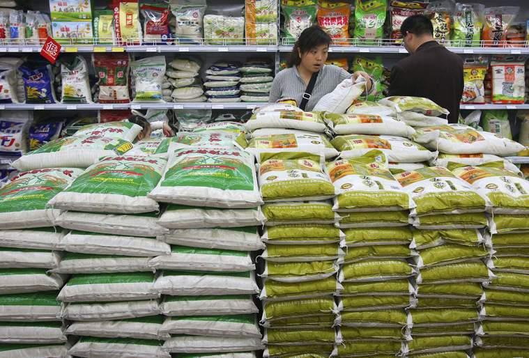 在日本或亞洲這些素有米食習慣的國家,國人的肥胖盛行率低於米飯消耗量低的國家。美聯...