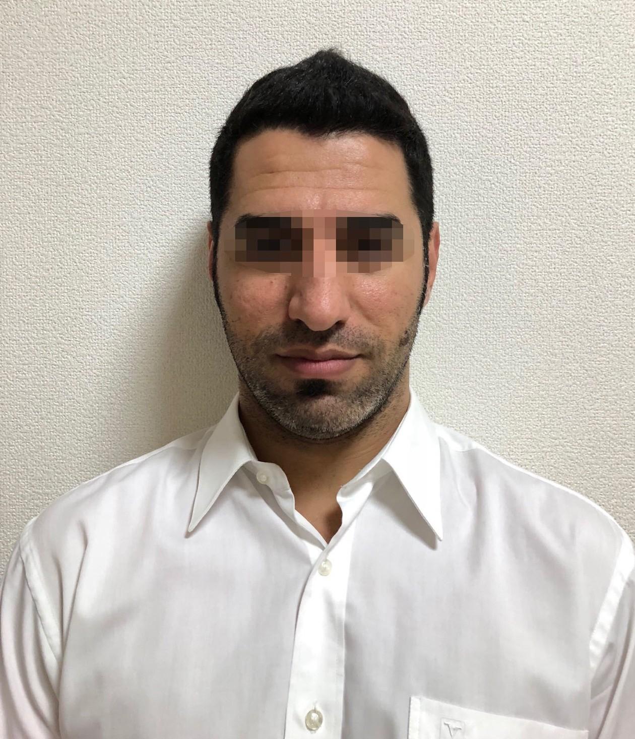 三十一歲伊拉克籍女婿Ali Hammad Jumaah,涉嫌殺害七旬岳父、岳母。...