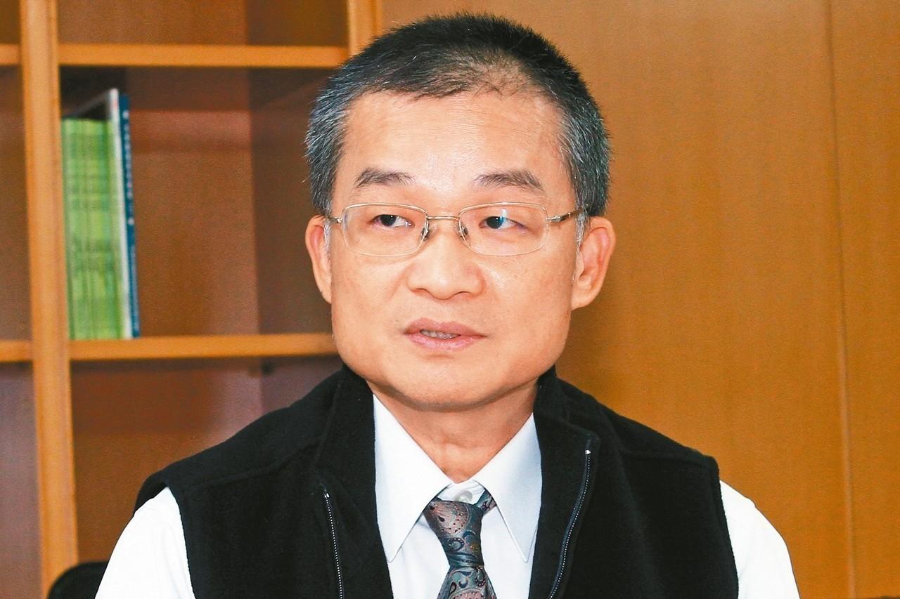 原相董事長黃森煌 (本報系資料庫)