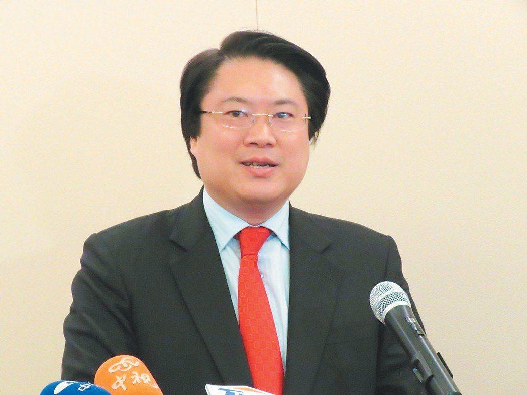 基隆市長林右昌。 圖/聯合報系資料照片