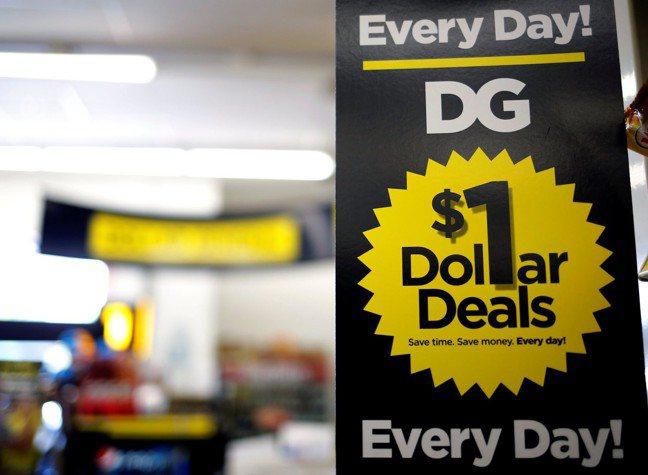 美國「一元商店」正遍地開花、四處展店,又以Dollar General成長最快。...