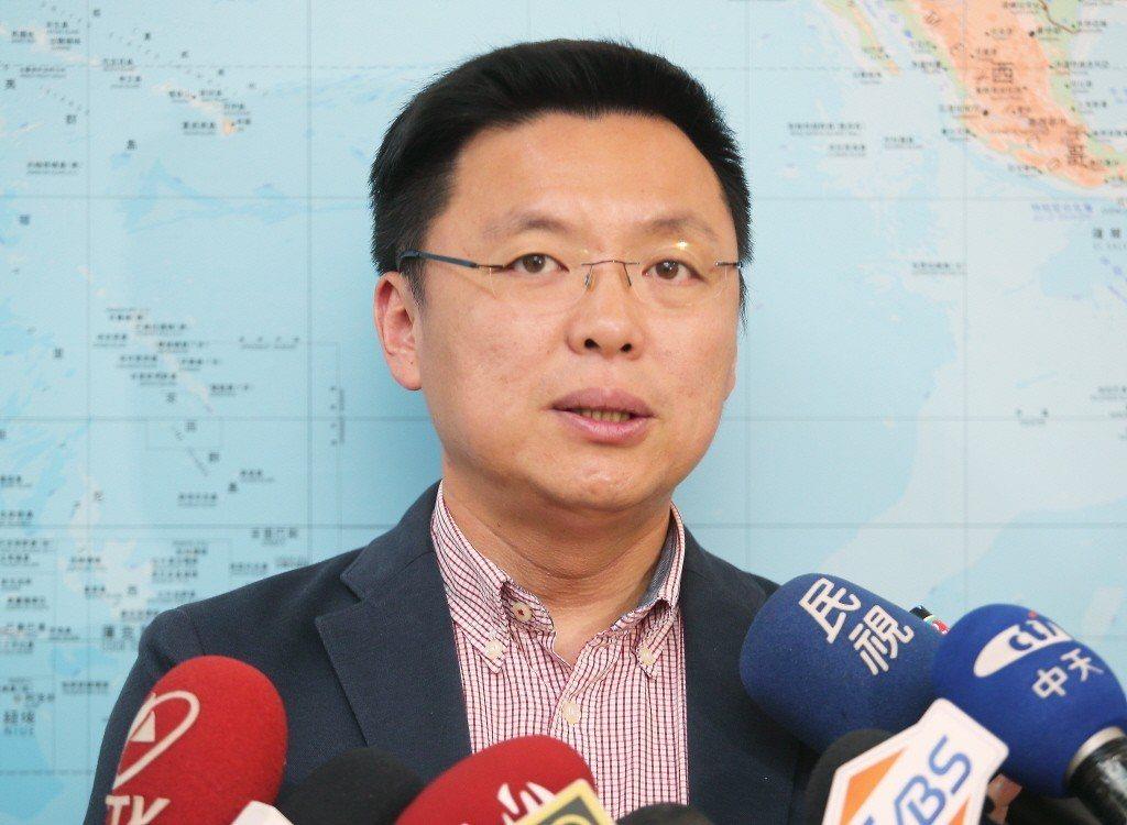 民進黨高雄立委趙天麟。 本報系資料照