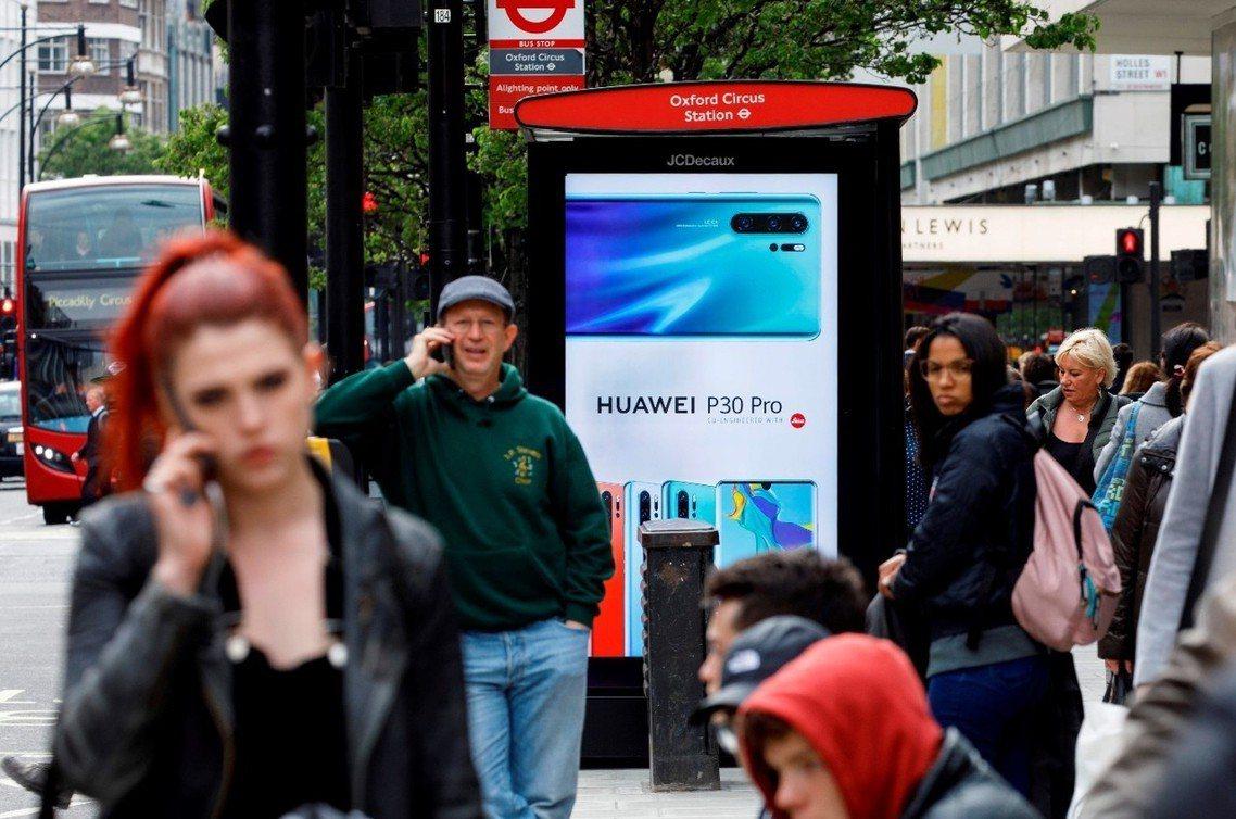 《每日電訊報》記者史雲福(Steven Swinford)表示,在華為5G議題上...