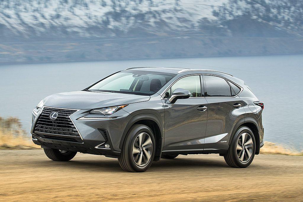 Lexus旗下休旅熱銷車款之一的NX。 圖/Lexus提供