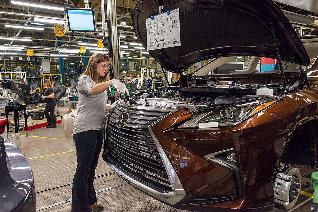 繼Lexus RX車系後,身形較小的NX也確認在2022年起於加拿大大略省Cam...
