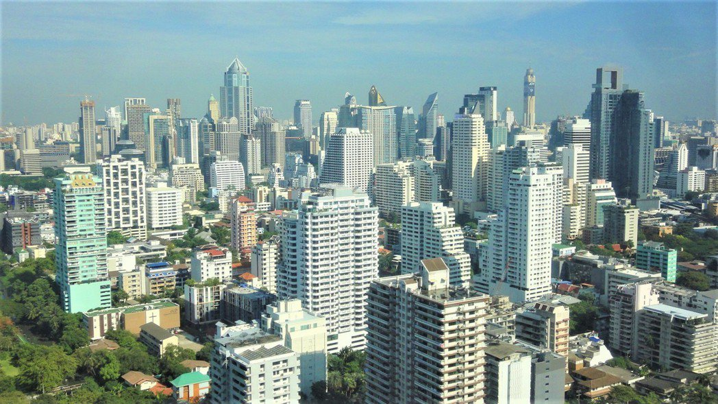 泰國曼谷捷運小宅交易熱絡。 圖/倪子仁提供