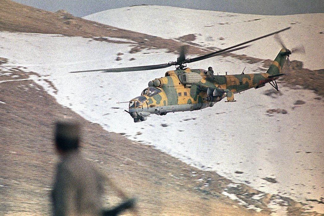 2019年是蘇聯對阿富汗的戰爭(1979-1989)的40周年。這場戰爭,曾被戈...
