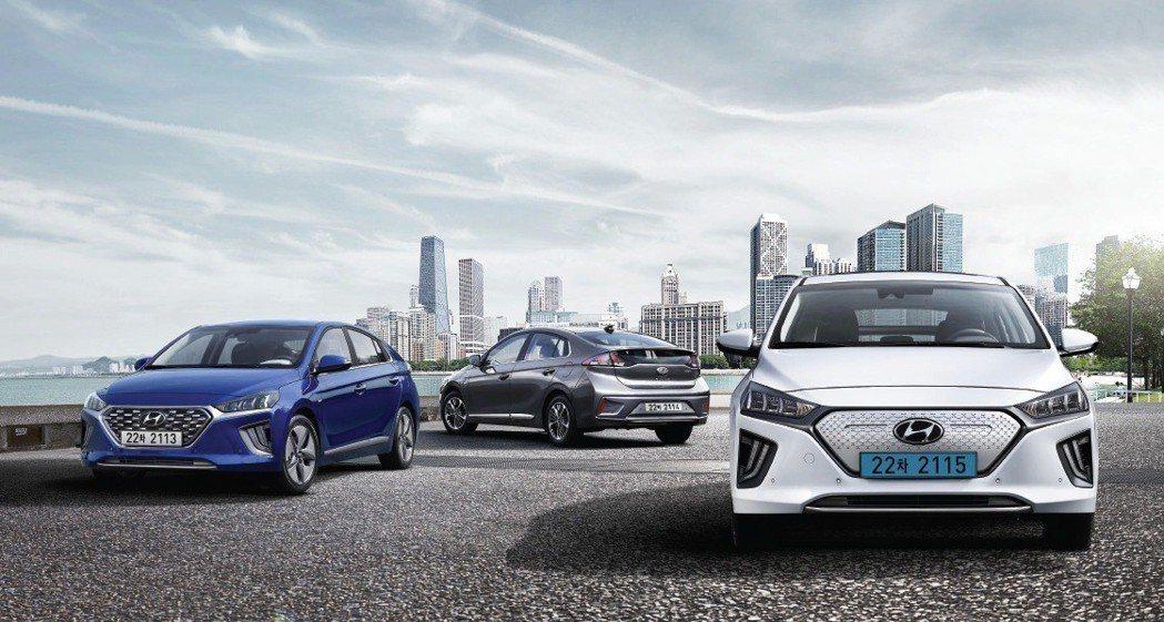 Hyundai Ioniq Hybrid/Ioniq Plug-in Hybri...