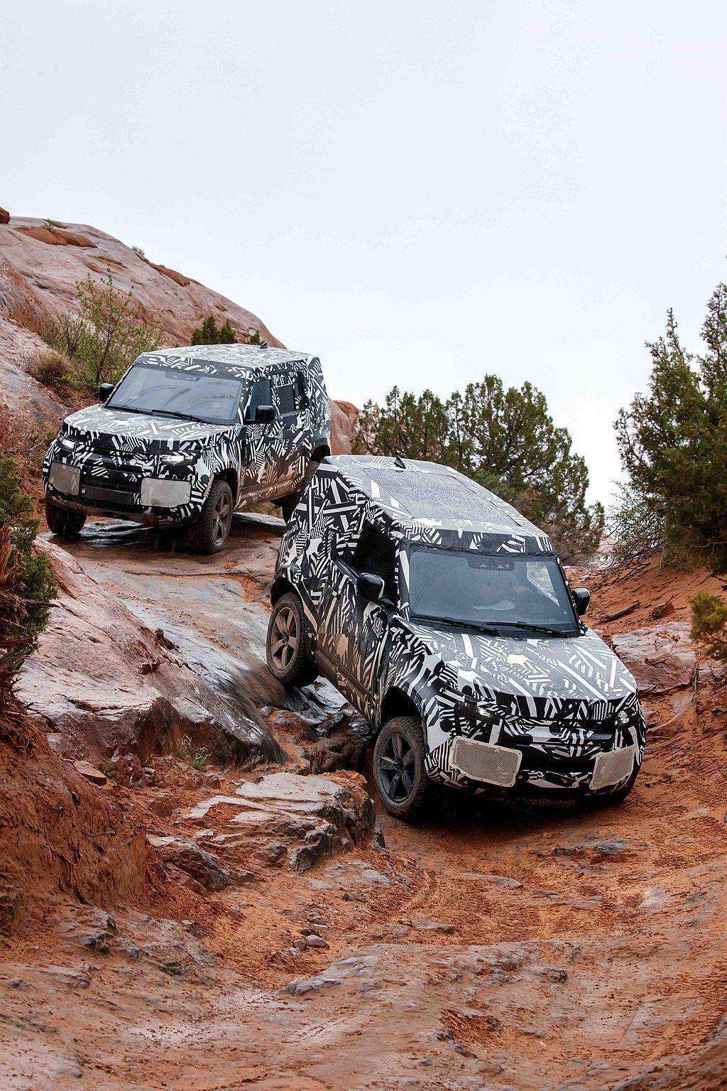 Land Rover工程團隊與測試車隊,已征服50度以上高溫沙漠地帶、零下40度...