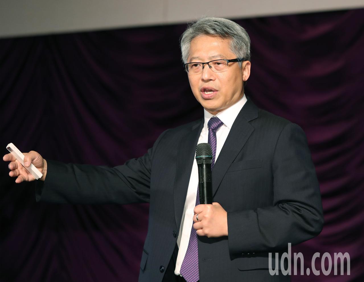 中央研究院院長廖俊智。本報資料照片