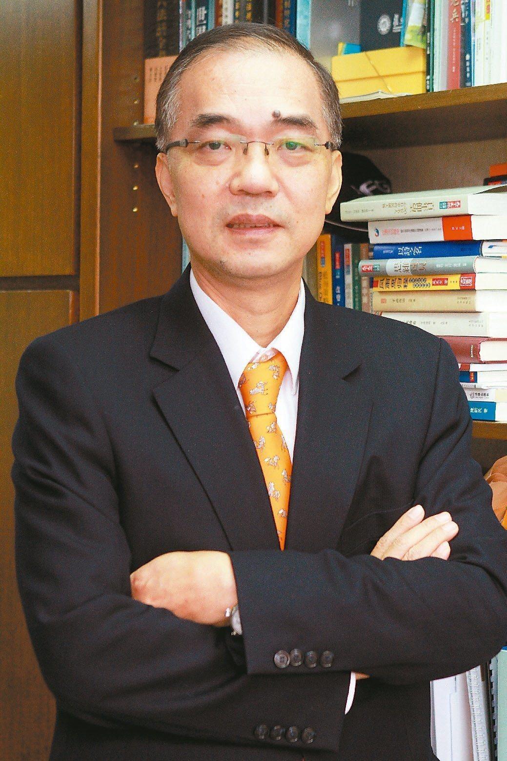 前海基會副董事長馬紹章。(聯合報資料照)
