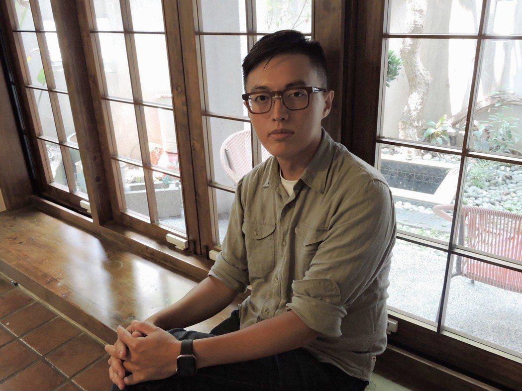 「我們與惡的距離」導演林君陽。圖/東森提供