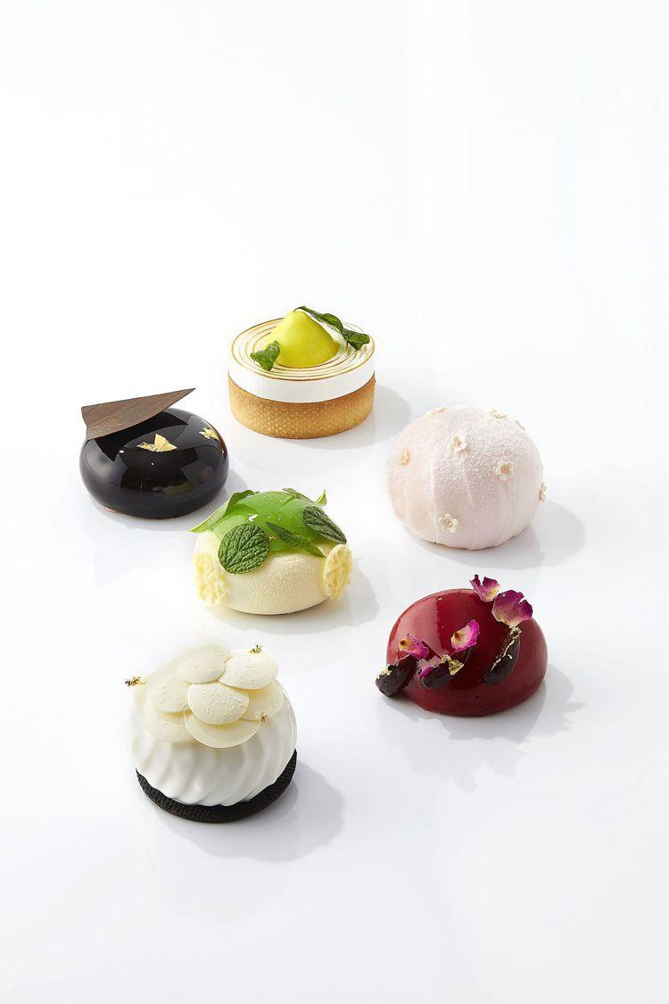 擁有「甜點頑童」稱號的平塚牧人(Makito Hiratsuka) 的作品。圖/...