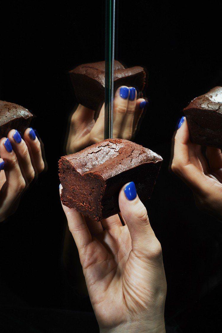 自由之丘Chocolaphil以提供濃郁香甜的古典巧克力蛋糕受到歡迎。圖/台北晶...