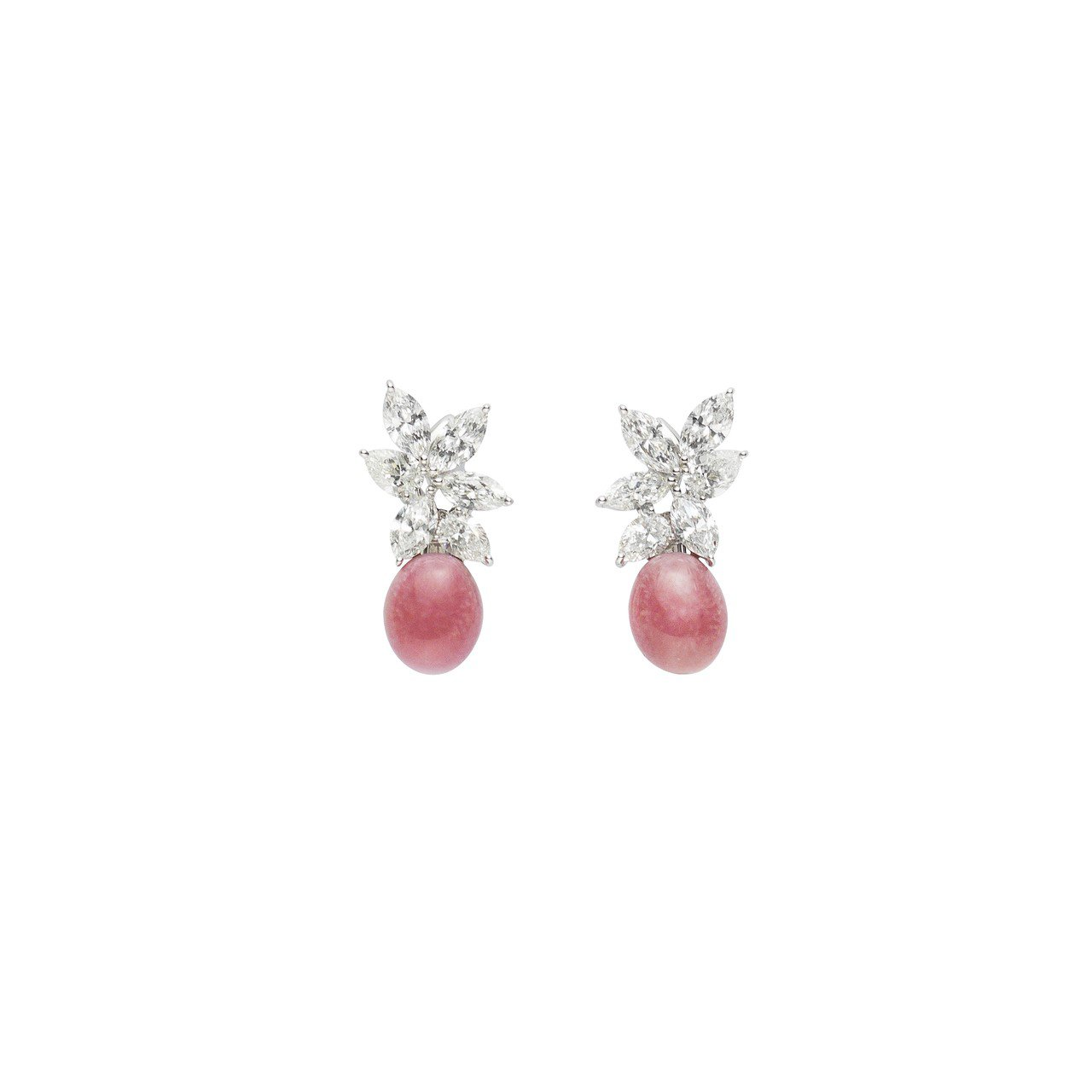 MIKIMOTO Natural Pearl頂級珠寶系列Queen Conch孔...
