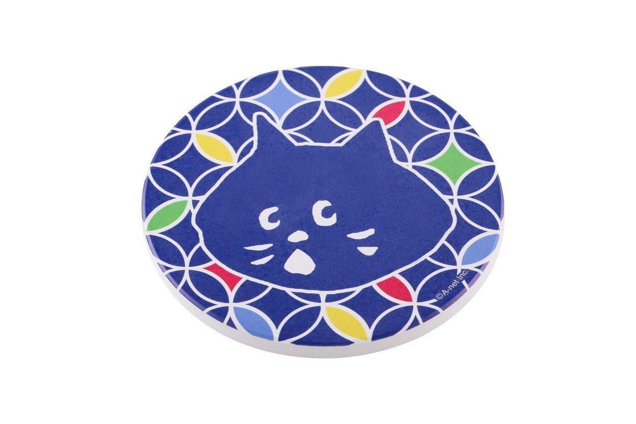 NYA-陶瓷吸水杯墊(彩色款),5月8日起全家便利商店集400點加79元或8,0...