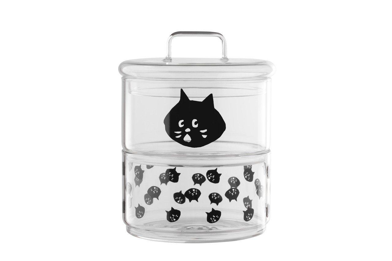 NYA-雙層玻璃罐,5月8日起全家便利商店集400點+299元、3,000點加2...