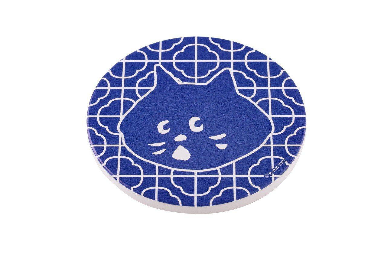 NYA-陶瓷吸水杯墊(單色款),5月8日起全家便利商店集400點加79元或8,0...