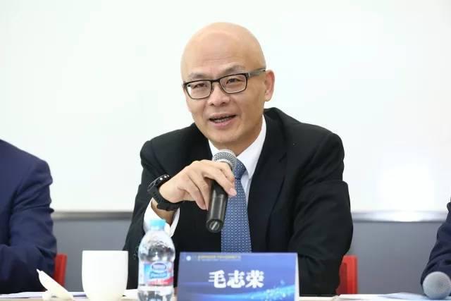 港交所董事總經理兼大陸事務科聯席主管毛志榮。照片/百度圖庫