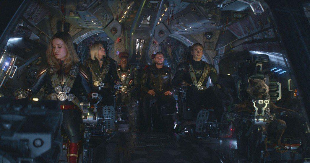「復仇者聯盟:終局之戰」是今年度最強巨片,全球各地賣座驚人。圖/摘自imdb