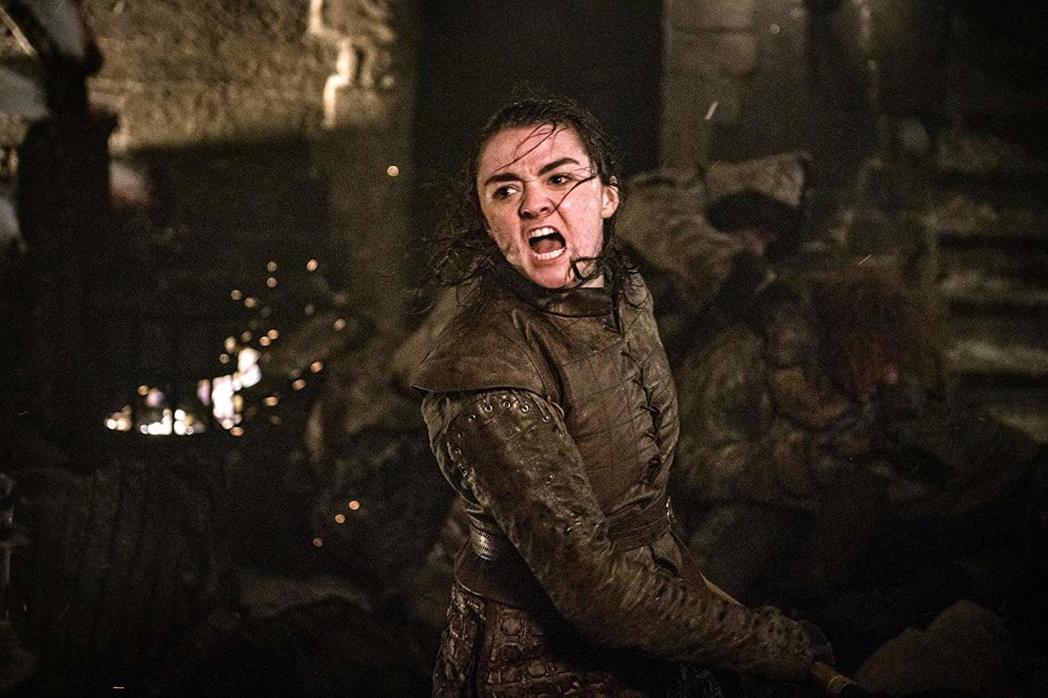 「冰與火之歌:權力遊戲」創下電視劇史上最多推特討論則數紀錄。圖/摘自imdb