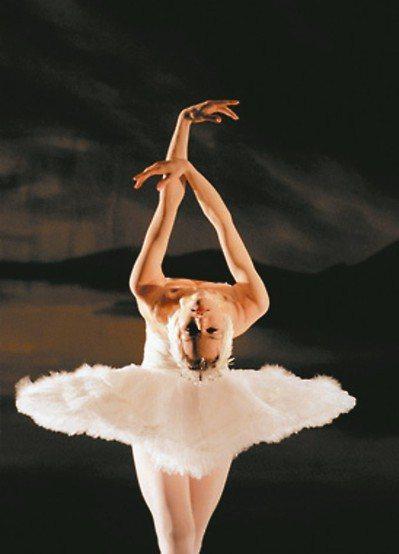 「俄羅斯第一天鵝」 伊蓮娜.歌勒妮高娃。 圖/聯合數位文創提供