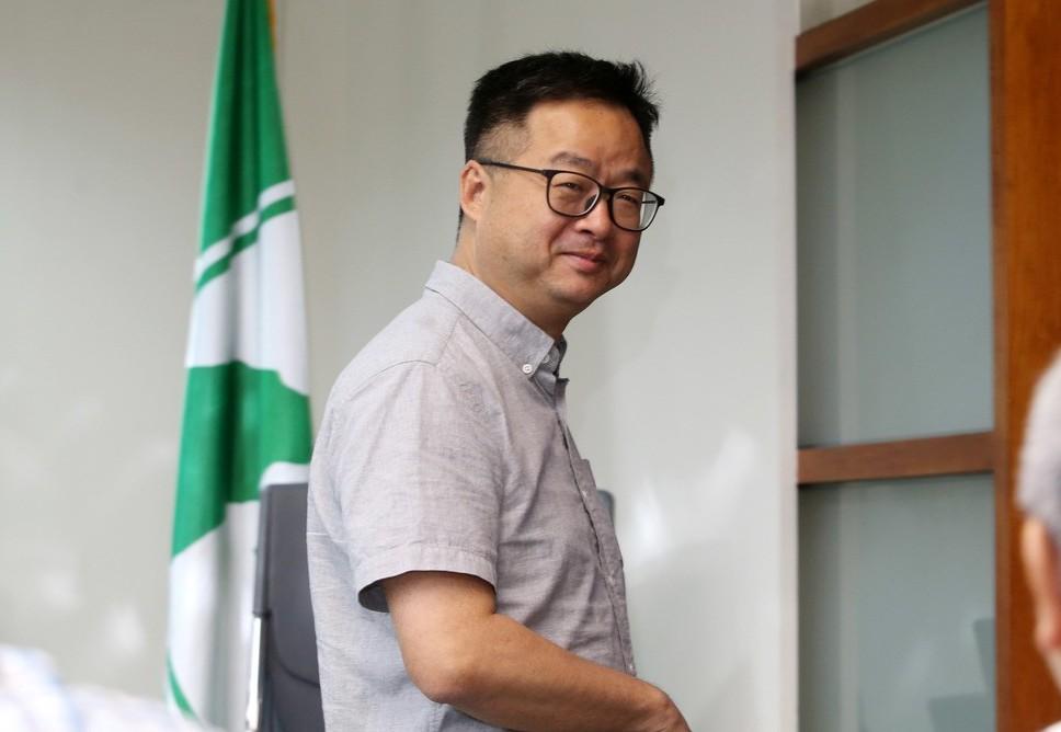 民進黨秘書長羅文嘉。 圖/聯合報系資料照片