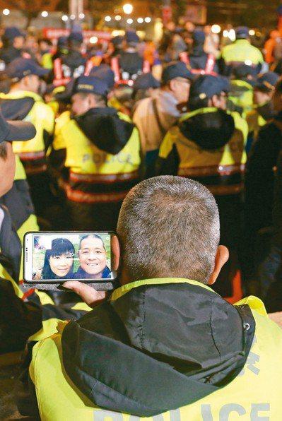 資深警察因退休金縮水,不願退休。圖為示意圖。 圖/聯合報系資料照片