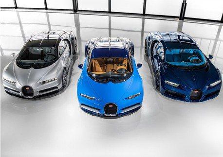 Bugatti Chiron剩不到100台!最快下訂後三年才能交車
