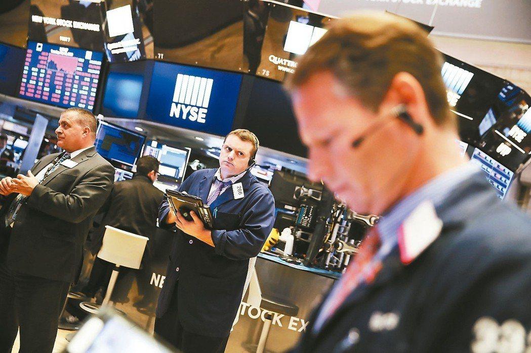 美國聯準會淡化降息預期,S&P 500指數結束連三日漲勢。 新華社