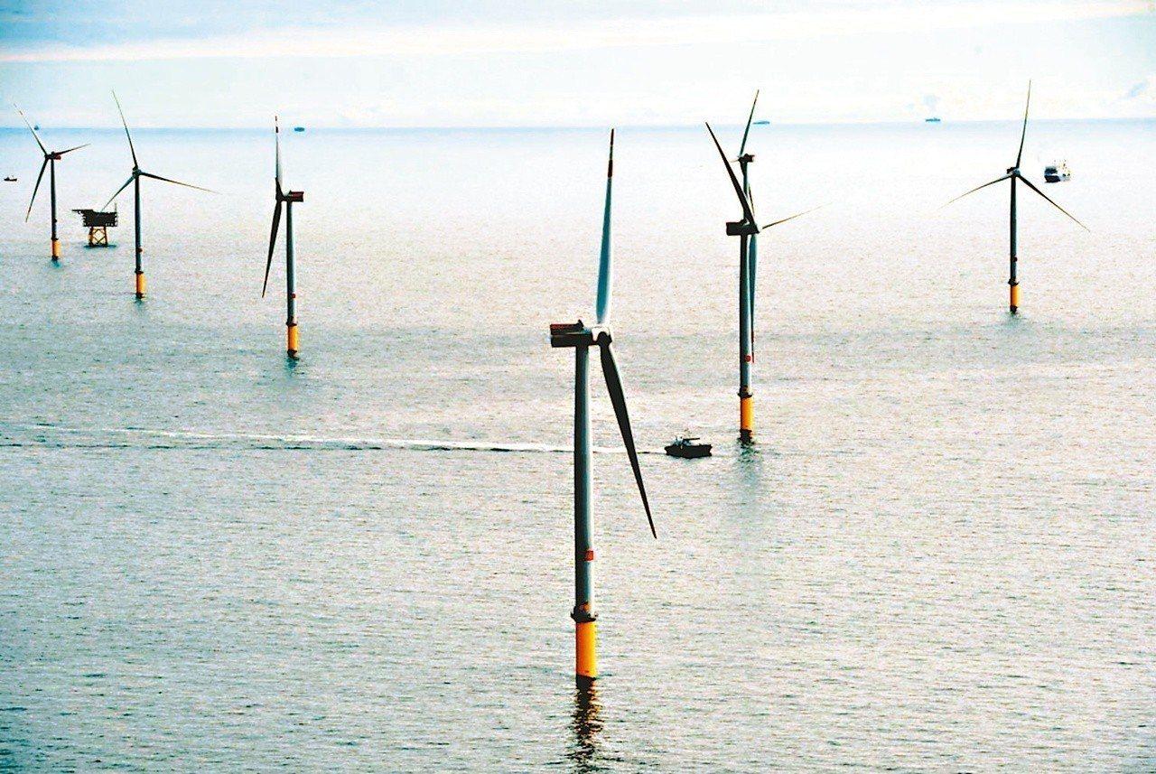 沃旭亞太區總經理暨台灣董事長柏森文表示,依台灣目前供電狀況,若沒有再生能源將有缺...