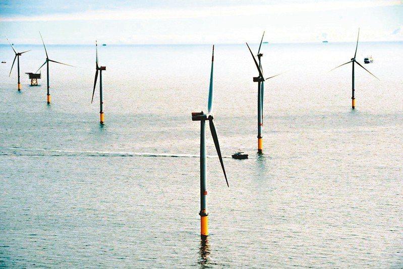 法國巴黎銀行指出,台灣在離岸風電上,是引領亞太地區的先鋒。 本報系資料庫