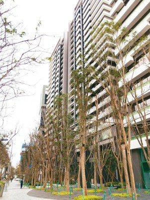 國產署近日公告本月28日再度標售都更豪宅「明日博」。 圖/台灣房屋提供